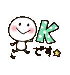 まるぴ★の無難な日常(個別スタンプ:02)