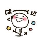 まるぴ★の無難な日常(個別スタンプ:03)