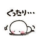 まるぴ★の無難な日常(個別スタンプ:25)
