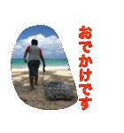 Aloha 2017(個別スタンプ:28)