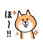 柴犬のような犬2(個別スタンプ:09)