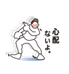 ヒップホップダンスのスタンプ3(日本)(個別スタンプ:07)