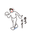 ヒップホップダンスのスタンプ3(日本)(個別スタンプ:15)