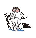 ヒップホップダンスのスタンプ3(日本)(個別スタンプ:19)