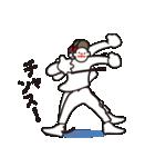 ヒップホップダンスのスタンプ3(日本)(個別スタンプ:22)