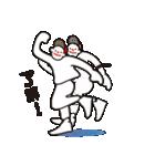 ヒップホップダンスのスタンプ3(日本)(個別スタンプ:34)