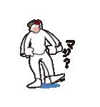 ヒップホップダンスのスタンプ3(日本)(個別スタンプ:36)