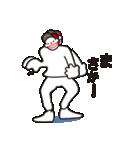 ヒップホップダンスのスタンプ3(日本)(個別スタンプ:37)