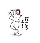 ヒップホップダンスのスタンプ3(日本)(個別スタンプ:40)