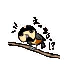 動く日本の野鳥 秋冬(個別スタンプ:23)