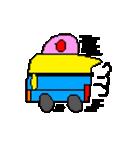 ドットキャラクターズ ピンクシャドー 2(個別スタンプ:38)