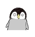 おはようからおやすみまで皇帝ペンギン(個別スタンプ:22)