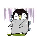 おはようからおやすみまで皇帝ペンギン(個別スタンプ:30)