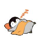 おはようからおやすみまで皇帝ペンギン(個別スタンプ:40)