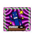 DJ.ロボ助(個別スタンプ:01)