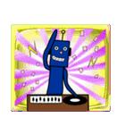 DJ.ロボ助(個別スタンプ:04)