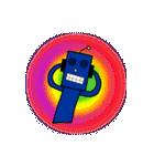 DJ.ロボ助(個別スタンプ:05)