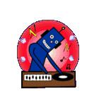 DJ.ロボ助(個別スタンプ:07)