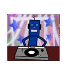 DJ.ロボ助(個別スタンプ:19)