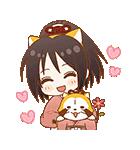 薄桜鬼×ラスカル コラボスタンプ(個別スタンプ:04)
