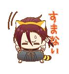 薄桜鬼×ラスカル コラボスタンプ(個別スタンプ:06)