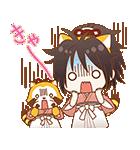 薄桜鬼×ラスカル コラボスタンプ(個別スタンプ:16)