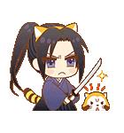 薄桜鬼×ラスカル コラボスタンプ(個別スタンプ:19)