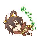 薄桜鬼×ラスカル コラボスタンプ(個別スタンプ:28)