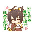 薄桜鬼×ラスカル コラボスタンプ(個別スタンプ:36)