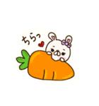 彼女専用♡【くまちー&うさちー】その1(個別スタンプ:30)