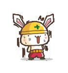全力ウサギ公式スタンプ①(個別スタンプ:27)