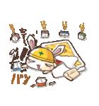 全力ウサギ公式スタンプ①(個別スタンプ:38)