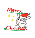 ふんわかウサギ3(冬編)(個別スタンプ:14)