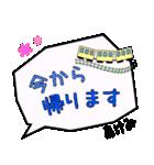 あけみ専用ふきだし(個別スタンプ:21)
