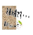 ★篠田さんの名前スタンプ★(個別スタンプ:05)