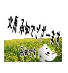 ★北原さんの名前スタンプ★(個別スタンプ:07)