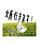 ★北原さんの名前スタンプ★(個別スタンプ:15)