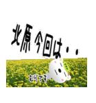 ★北原さんの名前スタンプ★(個別スタンプ:19)