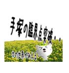 ★手塚さんの名前スタンプ★(個別スタンプ:11)