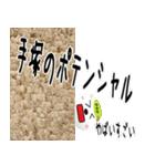★手塚さんの名前スタンプ★(個別スタンプ:13)