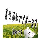 ★真也さんの名前スタンプ★(個別スタンプ:07)