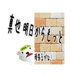 ★真也さんの名前スタンプ★(個別スタンプ:08)