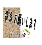 ★将太さんの名前スタンプ★(個別スタンプ:09)