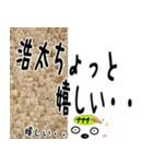 ★浩太さんの名前スタンプ★(個別スタンプ:01)