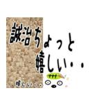 ★誠治さんの名前スタンプ★(個別スタンプ:01)