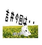 ★吉井さんの名前スタンプ★(個別スタンプ:19)
