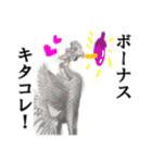【実写】ボーナス(賞与)☆キタコレ(個別スタンプ:17)