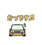 旧車シリーズ・ブルブルPart2(個別スタンプ:9)