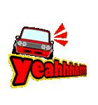 旧車シリーズ・ブルブルPart2(個別スタンプ:14)