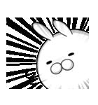 うさ坊 その4(個別スタンプ:08)